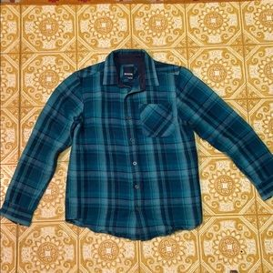 Men's Small Prana Flannel